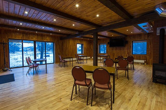 konferencijų salė mažoji